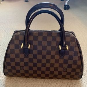 Louis Vuitton Bags   Weekend Special Lv Damier Ebene Ribera Mm ... 38fbe6fc98